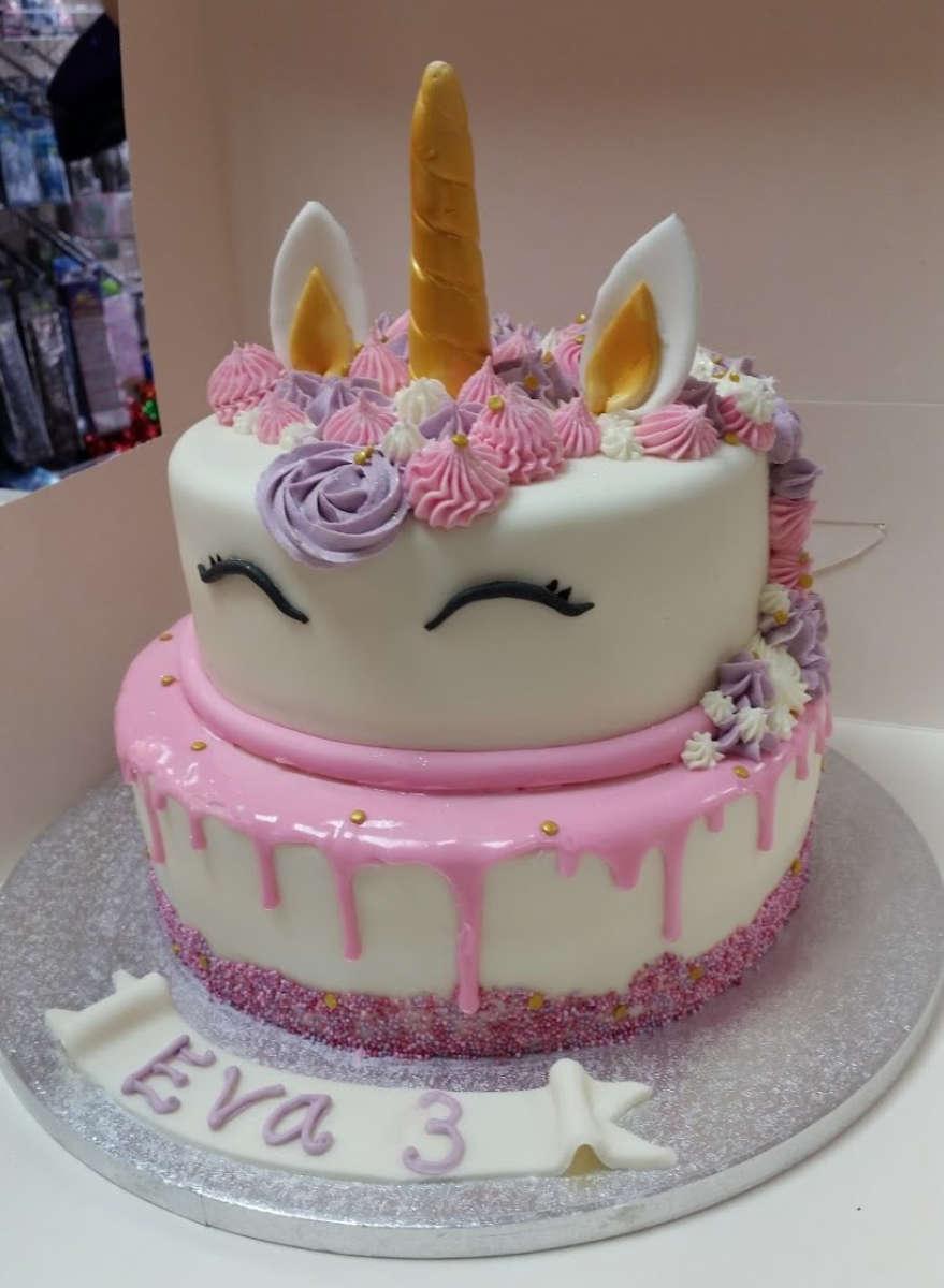 Childrens Custom Handmade Cakes
