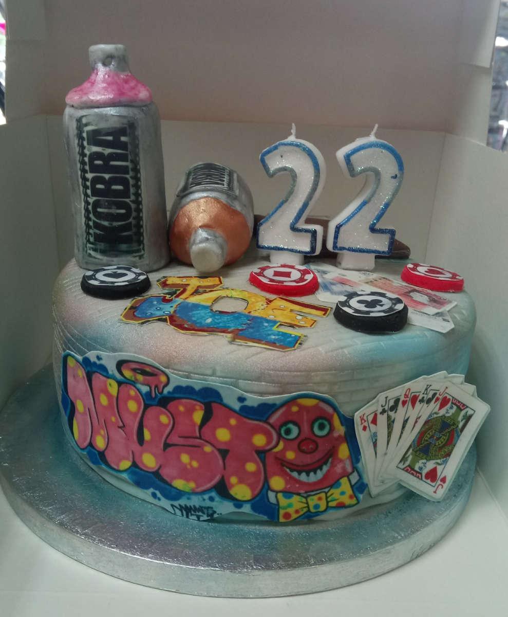 Surprising Bespoke Birthday Cakes For Her Birmingham Based Bespoke Female Funny Birthday Cards Online Necthendildamsfinfo